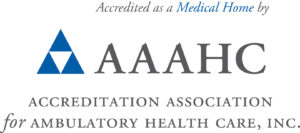 Accredited Medical Home Long - AAAHC Logo