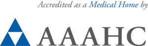 Accredited Medical Home Short - AAAHC Logo