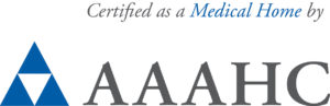 Certified Medical Home Short - AAAHC Logo